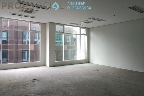 For Rent Office at Soho Suites, KLCC Freehold Unfurnished 0R/0B 2.9k