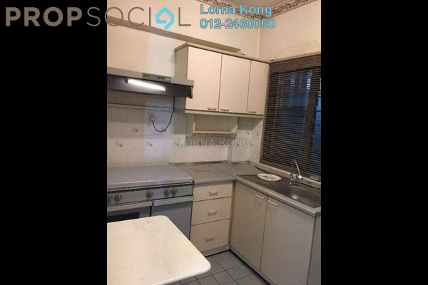 For Rent Apartment at Sri Damansara Court, Bandar Sri Damansara Freehold Semi Furnished 3R/2B 1.1k