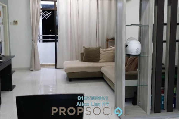For Rent Condominium at Asia Heights, Farlim Freehold Fully Furnished 3R/2B 1.5k