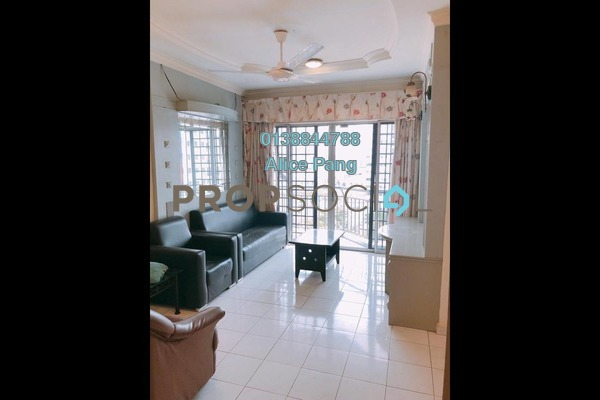 For Sale Condominium at Villa Emas, Bayan Indah Freehold Fully Furnished 3R/2B 400k