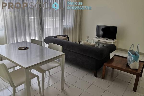 For Rent Condominium at Tivoli Villas, Bangsar Freehold Fully Furnished 1R/1B 2.1k