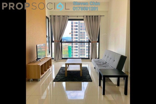 For Rent Serviced Residence at BayBerry Serviced Residence @ Tropicana Gardens, Kota Damansara Freehold Fully Furnished 1R/1B 1.8k