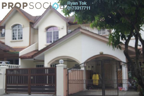 For Sale Terrace at BP2, Bandar Bukit Puchong Freehold Unfurnished 4R/3B 500k