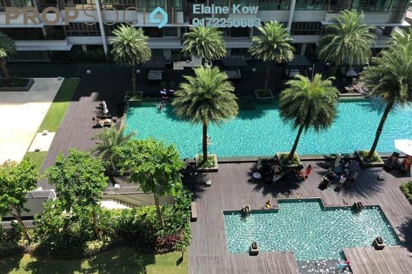 For Sale Condominium at Seni, Mont Kiara Freehold Semi Furnished 4R/4B 2.25m