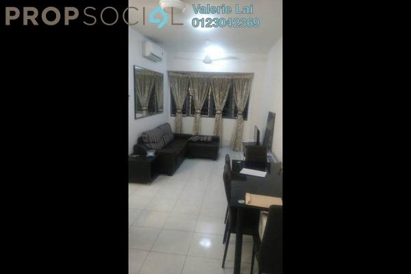 For Rent Condominium at Main Place Residence, UEP Subang Jaya Freehold Fully Furnished 2R/1B 1.75k