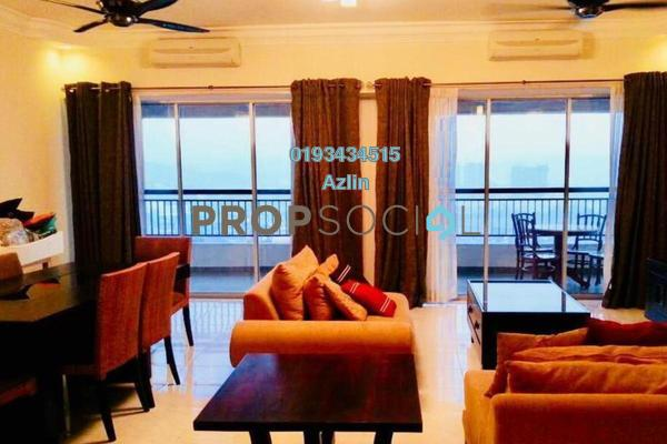 For Sale Condominium at Seri Maya, Setiawangsa Freehold Semi Furnished 4R/3B 850k