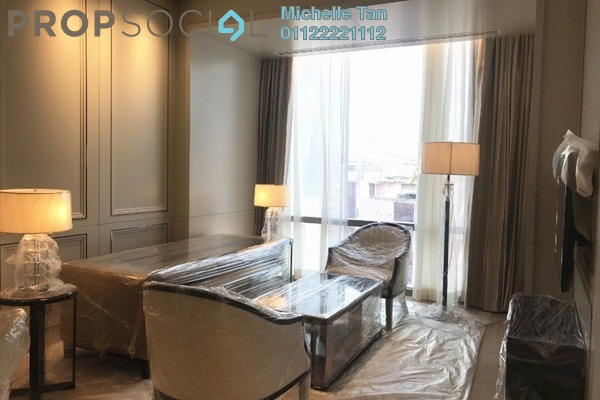 For Sale Serviced Residence at Pavilion Suites, Bukit Bintang Freehold Fully Furnished 1R/1B 2.38m