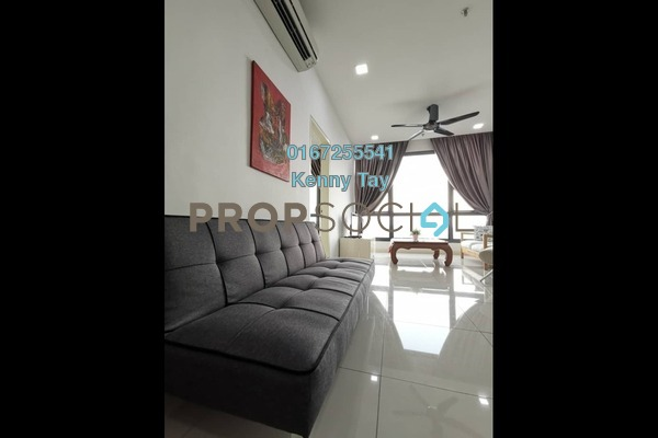 For Rent Condominium at Amanja, Kepong Freehold Fully Furnished 2R/2B 1.9k