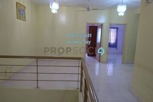 For Sale Townhouse at Villa Mas 1, Jalan Ipoh Freehold Semi Furnished 3R/3B 695k