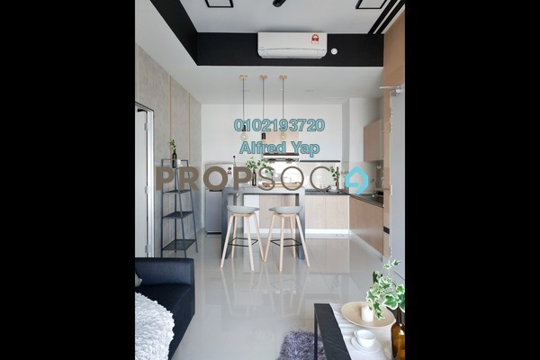 For Rent Condominium at BayBerry Serviced Residence @ Tropicana Gardens, Kota Damansara Freehold Fully Furnished 1R/0B 3k