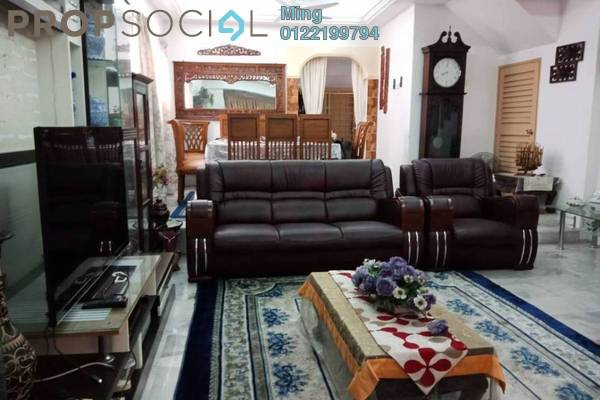 For Sale Terrace at Taman Desa Mas, Rawang Freehold Fully Furnished 4R/3B 490k