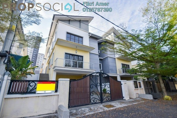 For Sale Semi-Detached at Taman Puncak Saujana, Kajang Freehold Unfurnished 6R/6B 950k