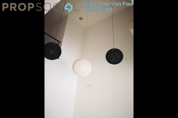 For Rent Condominium at Sunway Vivaldi, Mont Kiara Freehold Semi Furnished 4R/4B 11k