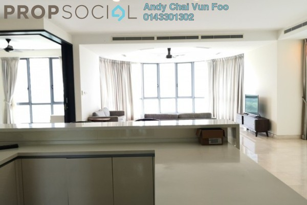 For Rent Condominium at 11 Mont Kiara, Mont Kiara Freehold Semi Furnished 4R/4B 11k