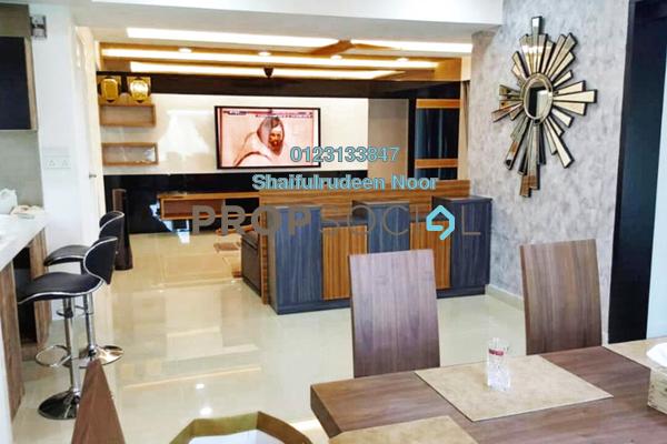 For Sale Condominium at Tiffani Kiara, Mont Kiara Freehold Fully Furnished 4R/5B 2.3m
