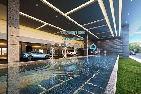 For Sale Condominium at Ascenda Residence @ SkyArena, Setapak Freehold Unfurnished 3R/2B 520k