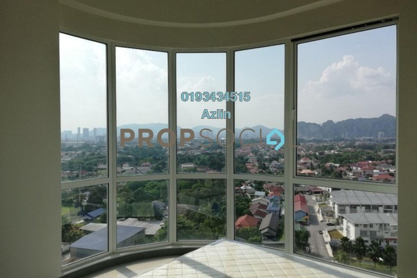 For Sale Serviced Residence at Residensi Gombak 126, Setapak Freehold Semi Furnished 2R/2B 372k
