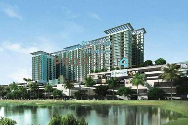 For Sale Condominium at The Loft @ ZetaPark, Setapak Freehold Semi Furnished 3R/4B 680k