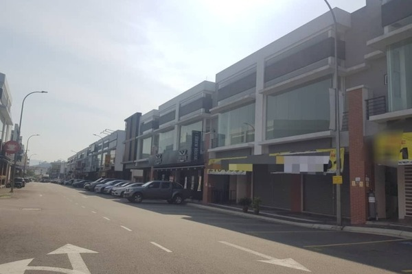 For Rent Shop at C180, Cheras South Freehold Semi Furnished 0R/1B 6k