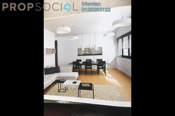 For Sale Condominium at The Hub, Petaling Jaya Freehold Unfurnished 2R/2B 950k