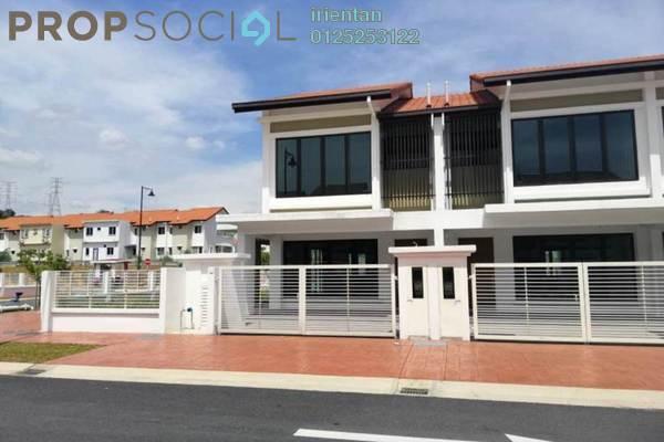 For Sale Terrace at BK8, Bandar Kinrara Freehold Semi Furnished 4R/3B 1m