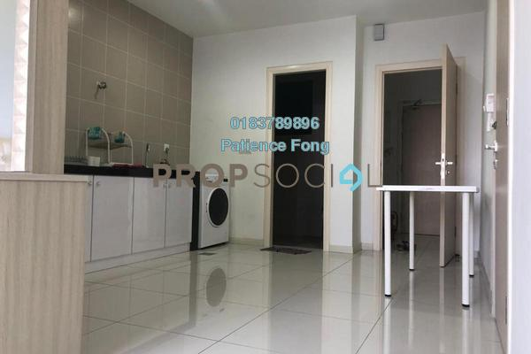 For Rent Condominium at Icon City, Petaling Jaya Freehold Fully Furnished 0R/1B 1.5k