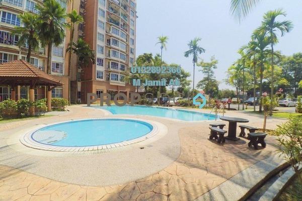 For Sale Condominium at Tiara Intan, Ampang Leasehold Semi Furnished 3R/2B 350k