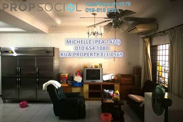 For Sale Terrace at Taman Seng Goon, Kuching Leasehold Unfurnished 4R/3B 580k