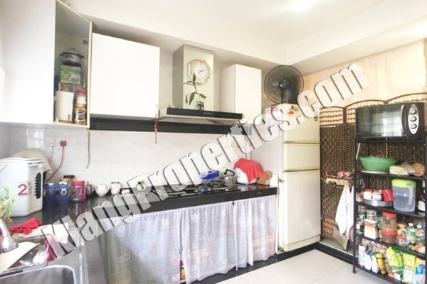 For Sale Terrace at Bandar Botanic, Klang Freehold Fully Furnished 4R/3B 680k