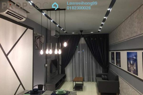 For Rent Condominium at Sunway Geo Residences 2, Bandar Sunway Freehold Fully Furnished 3R/2B 3.6k