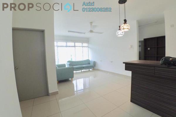 For Sale Condominium at Dwiputra Residences, Putrajaya Freehold Semi Furnished 3R/2B 420k