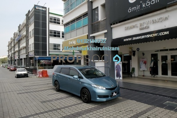 For Sale Shop at Plaza Paragon Point, Bandar Baru Bangi Freehold Unfurnished 0R/2B 700k