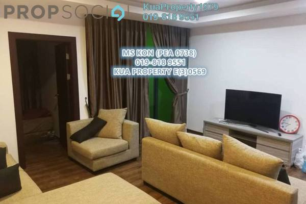 For Sale Condominium at Jazz Suite @ ViVaCiTy, Kuching Freehold Unfurnished 3R/2B 620k