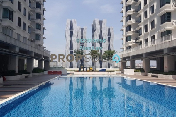 For Sale Condominium at Sentul Rafflesia, Sentul Leasehold Unfurnished 3R/3B 620k