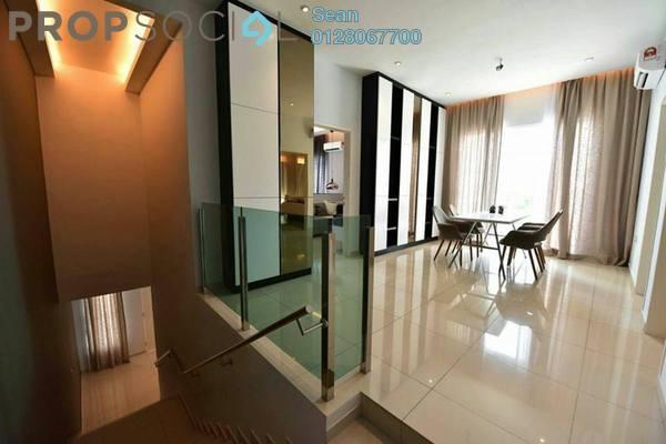 For Sale Terrace at Castora, Bandar Sri Sendayan Freehold Unfurnished 4R/3B 538k