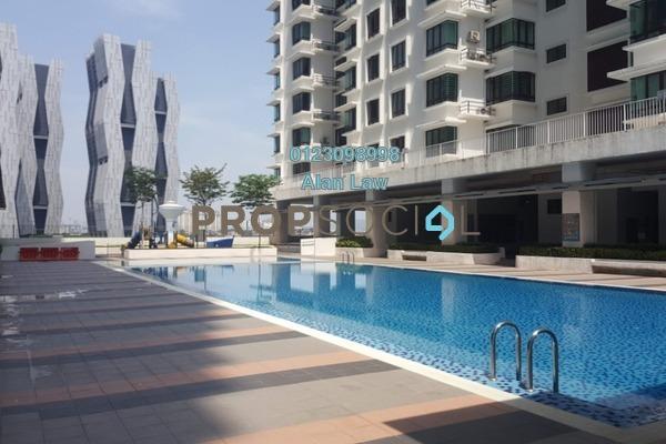 For Sale Condominium at Sentul Rafflesia, Sentul Leasehold Unfurnished 3R/2B 550k