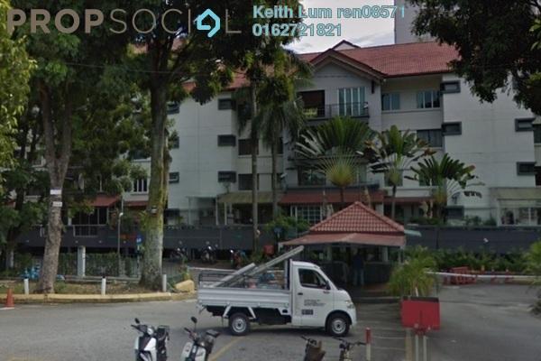 For Sale Apartment at Tiara Ampang, Ampang Freehold Fully Furnished 3R/2B 430k