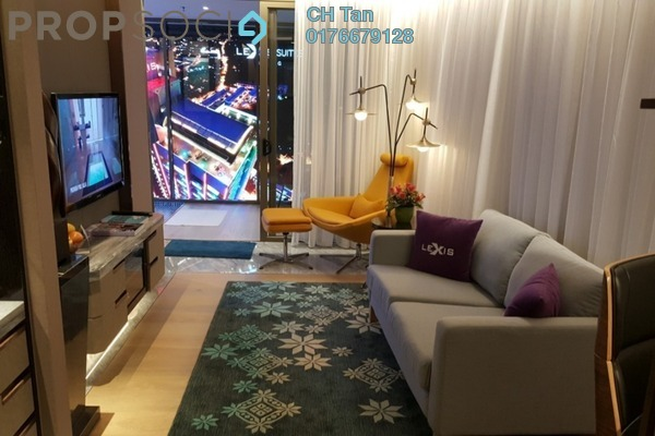 For Sale Serviced Residence at Imperial Lexis, Kuala Lumpur Freehold Fully Furnished 1R/1B 1.29m
