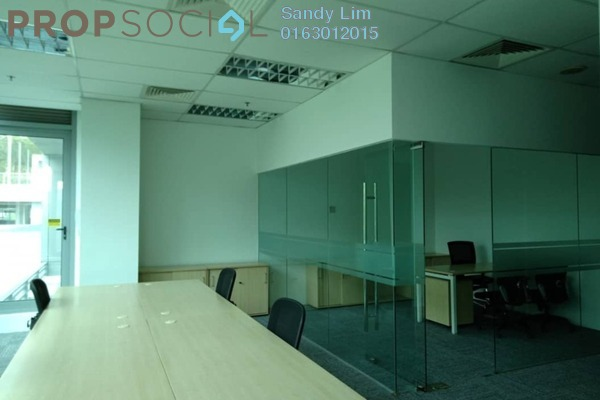 For Rent Office at Menara Mudajaya, Mutiara Damansara Freehold Fully Furnished 0R/0B 5k