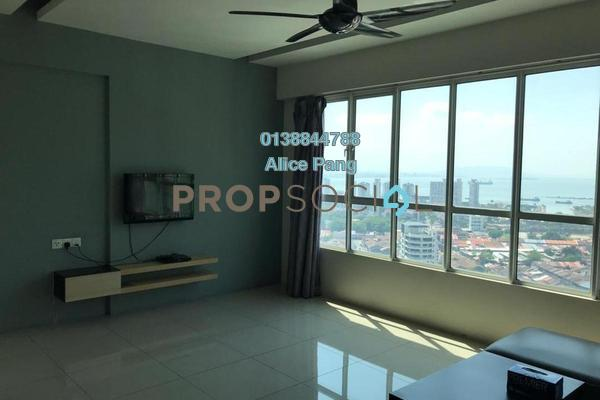 For Rent Condominium at Birch The Regency, Georgetown Freehold Fully Furnished 2R/2B 1.6k