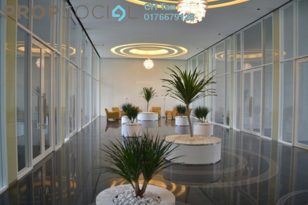 For Rent Serviced Residence at Quadro Residences, KLCC Freehold Fully Furnished 3R/3B 6k