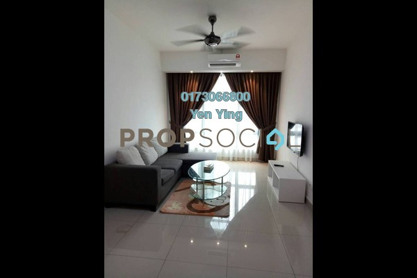 For Rent Serviced Residence at Pearl Suria, Old Klang Road Freehold Fully Furnished 2R/2B 2.3k