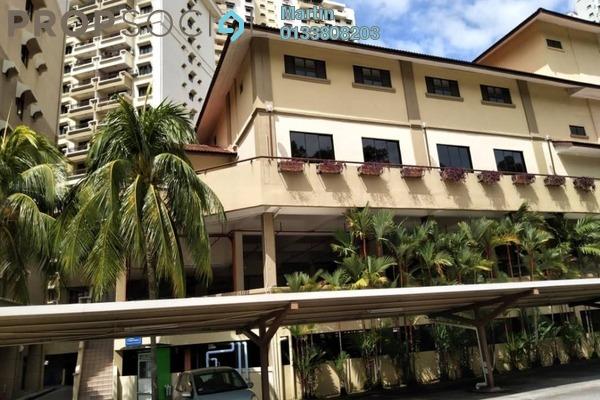 For Rent Condominium at Vista Komanwel, Bukit Jalil Freehold Fully Furnished 3R/3B 1.6k