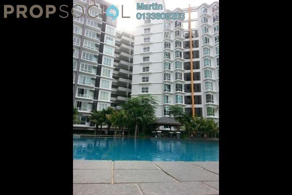 For Rent Condominium at Tiara Mutiara, Old Klang Road Freehold Semi Furnished 2R/2B 1.3k