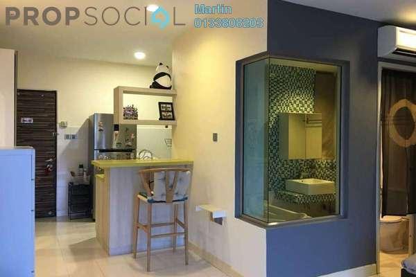 For Sale Condominium at Ritze Perdana 1, Damansara Perdana Leasehold Fully Furnished 1R/1B 280k