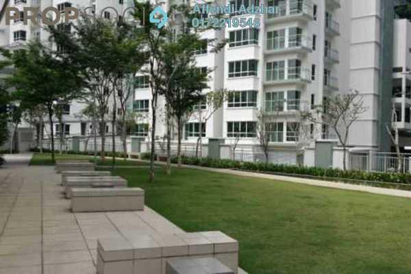 For Sale Condominium at Metropolitan Square, Damansara Perdana Freehold Semi Furnished 2R/1B 370k