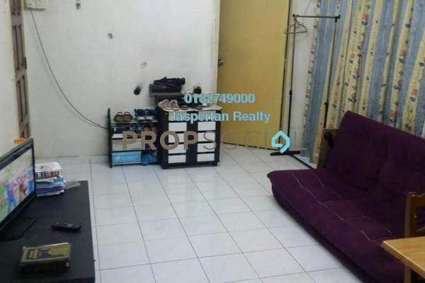 For Rent Condominium at Section 2, Wangsa Maju Freehold Semi Furnished 3R/2B 1.2k