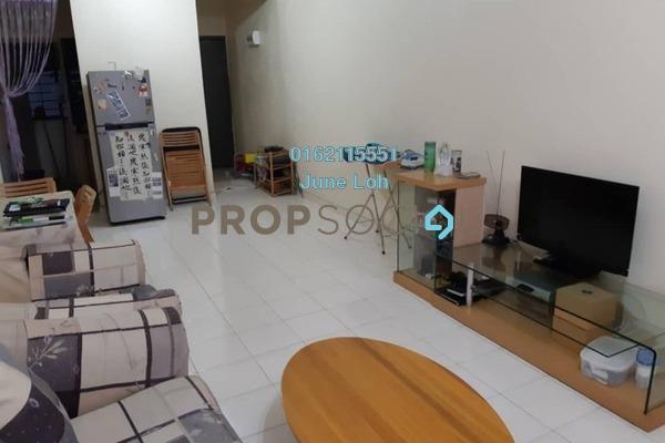 For Rent Apartment at SD Apartments, Bandar Sri Damansara Freehold Fully Furnished 3R/2B 1.1k