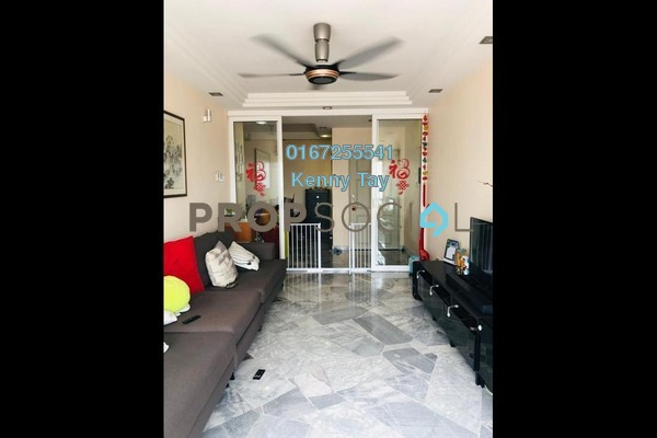 For Sale Condominium at Sri Intan 1, Jalan Ipoh Freehold Semi Furnished 3R/2B 399k