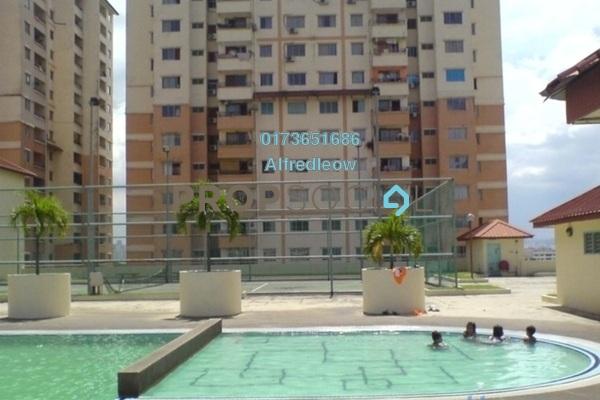 For Rent Condominium at Idaman Sutera, Setapak Freehold Semi Furnished 3R/2B 1k